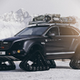 Bentleyben túlélni a világ végét