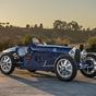 Bugatti-legenda tizedáron