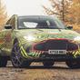 Már terepen száguld az új Aston Martin