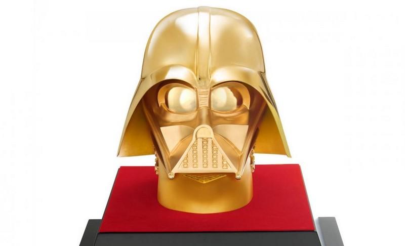 Legyél arany Darth Vader 400 millióért! Gazdagisztán