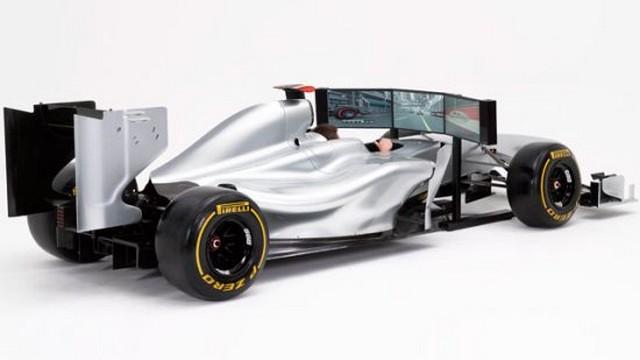 Hozzáértők szerint mindenesetre ez ma az egyik legélethűbb Formula-1  szimulátor 04ba47e721