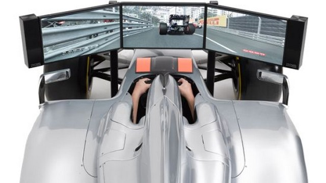 Játék nagyfiúknak  F1-szimulátor 32 millióért - Gazdagisztán 94ed8c1ac3