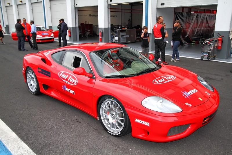 Ferrari 360 Challenge (versenyautó)