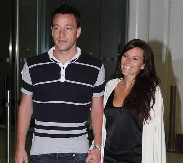 John Terry és felesége.jpg