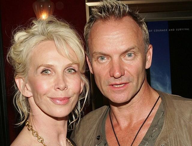Sting és felesége.jpg
