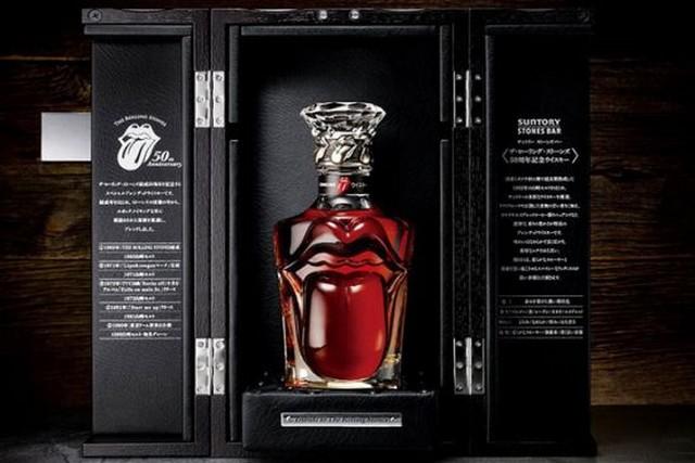 Itt a Rolling Stones whisky - Gazdagisztán 001cbe525a