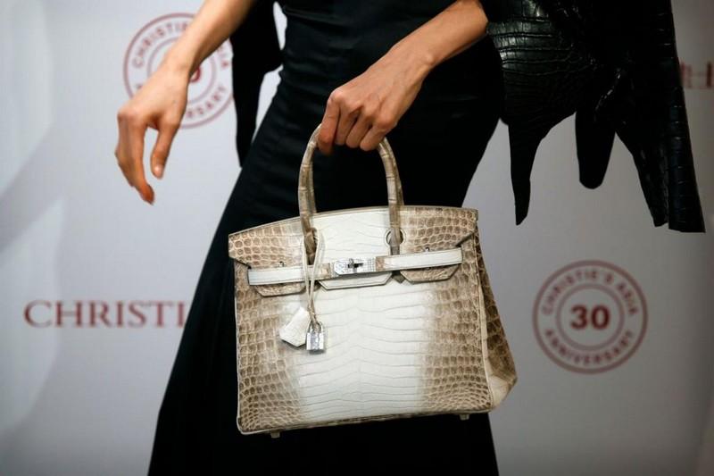 1415cb0be7d8 Elkelt a világ legdrágább táskája - Gazdagisztán
