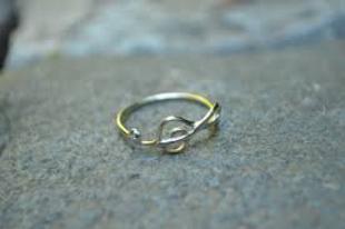 Jegygyűrű, eljegyzési gyűrű, karikagyűrű a nagy napra