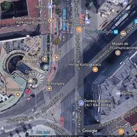Egy bosszantó közlekedési anomália a Belvárosban