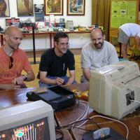 Retró számítógépkiállítás Szegeden 3.