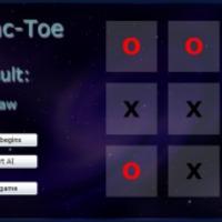 Tic-Tac-Toe Silverlightban