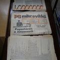 Régi újságok - PC Mikrovilág