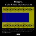Clicker 1 - HTML5 klikkelős játék