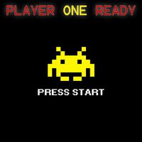 Player One, press Start button