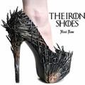 Trónok Harca cipő