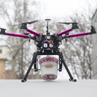 Locsoláshoz ajánljuk: a locsoló drón