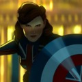 What if...?: Peggy Carter mint Carter Kapitány