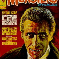 FAMOUS MONSTERS OF FILMLAND #105