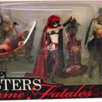 Femme Fatales 3-pack