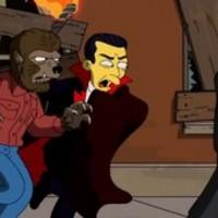 Guillermo Del Toro horroros főcíme a Simpson családhoz