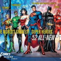 GeexKomix különkiadás: Az új 52, 1. hét