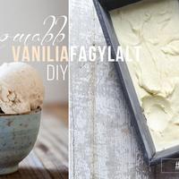 Készítsd el a legfinomabb házi vaníliafagyit