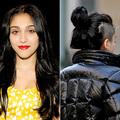 Leborotválta a fél haját Madonna lánya
