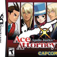 [DS] Apollo Justice: Ace Attorney