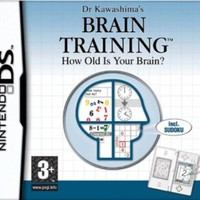 [DS] Dr. Kawashima's Brain Training megateszt