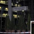 Rendőröket hívtak az MTV székház előtti éhségsztrájkolókra