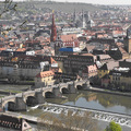 Április 26: Würzburgi városnézés
