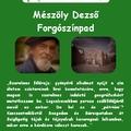 Szerelmes Földrajz - Mészöly Dezső: Forgószínpad (2006. január)