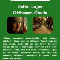 Szerelmes Földrajz - Koltai Lajos: Otthonom Óbuda (2002. május)