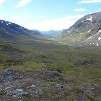 fb27b1246619 Fjällräven Classic vándortúrán jártunk Svédországban 3. rész