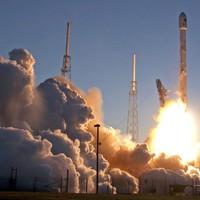 Fellőtték a Falcon 9 magánűrhajót