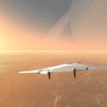 Speciális léghajóval juthatunk a Vénusz légkörébe
