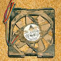 Hangos ventillátor javítása