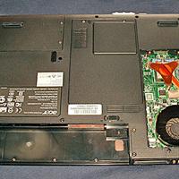 Acer Travelmate 2300 - a nagybeteg