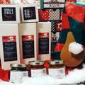 GerillaChili csiliszószok karácsonyi díszdobozban