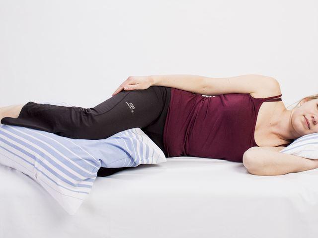 fájdalom az alsó háton és a csípőn