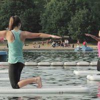 Edzés a vízen - Az aquabase előnyei