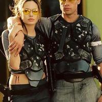 Mr and Mrs Pitt