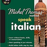 ''HOT'' Michel Thomas Method™ Italian For Beginners, 10-CD Program (Michel Thomas Speak...). hours KAOSS security sistemas fatal familias Unicorns Detroit