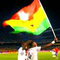 Rendbe jött a védelem, gólt lőtt Asamoah Gyan - Ghána-Szerbia: 1-0