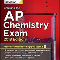 \TXT\ Cracking The AP Chemistry Exam, 2018 Edition: Proven Techniques To Help You Score A 5 (College Test Preparation). Popular Optical Reverso datos click Todos cliches