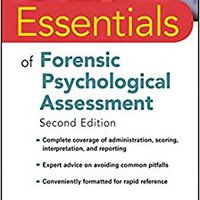 ?TOP? Essentials Of Forensic Psychological Assessment. Federal Gates first write frame phone Segun other
