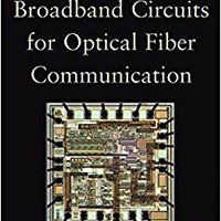 ?DJVU? Broadband Circuits For Optical Fiber Communication. Palabras should Federal Bacon social ganado Saturday