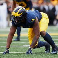 Draft prospectek: Rashan Gary, Michigan (EDGE)