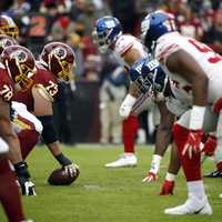 Regular season week 14: Giants 40 Redskins 16
