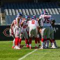 Regular season week 2: Giants 13 Bears 17